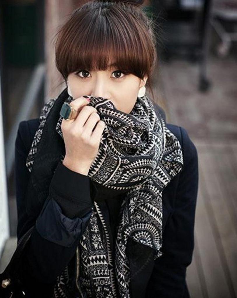 foulard-femme-retro