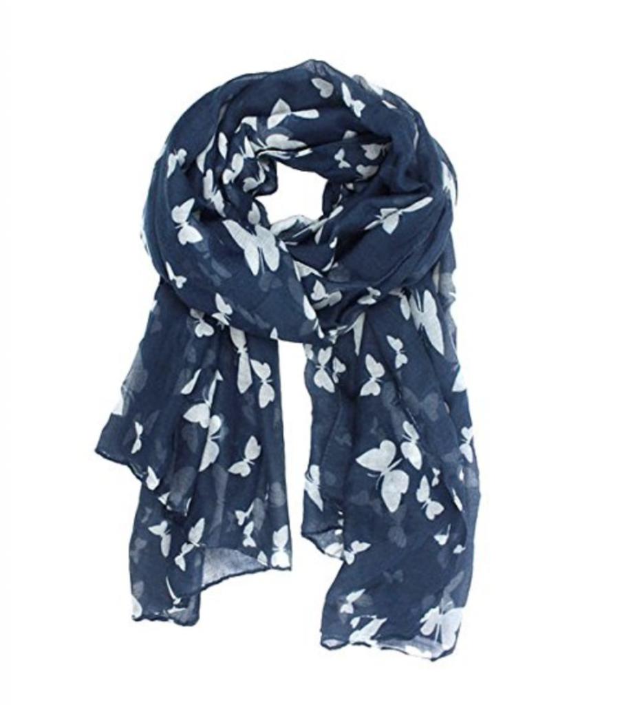 foulard-pour-femme-bleu